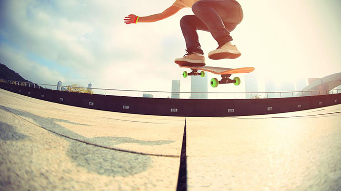 Skate Shop Image