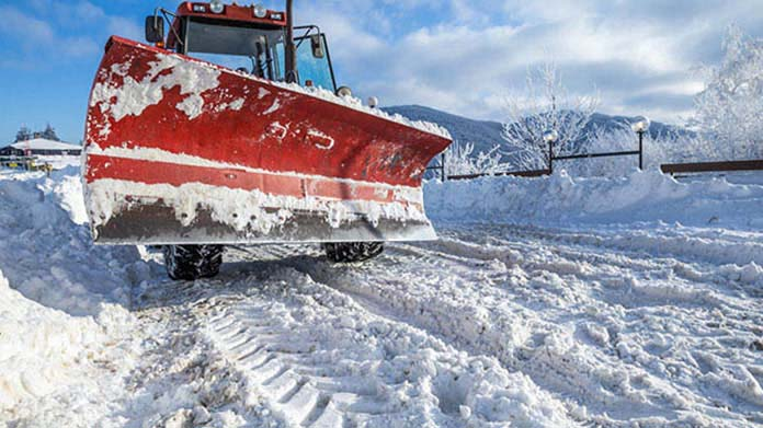 Snow Plow Business Image