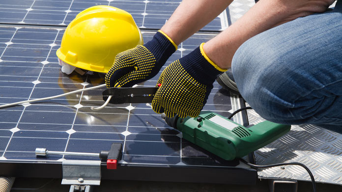 Solar Panel Business Image