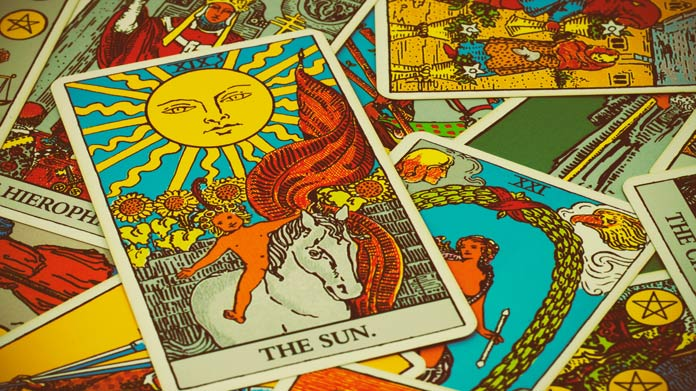 Tarot Reading Business Image