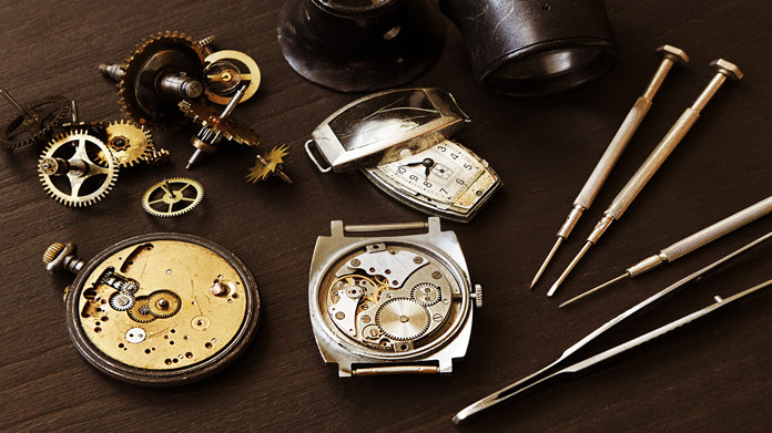 Watch Repair Business Image