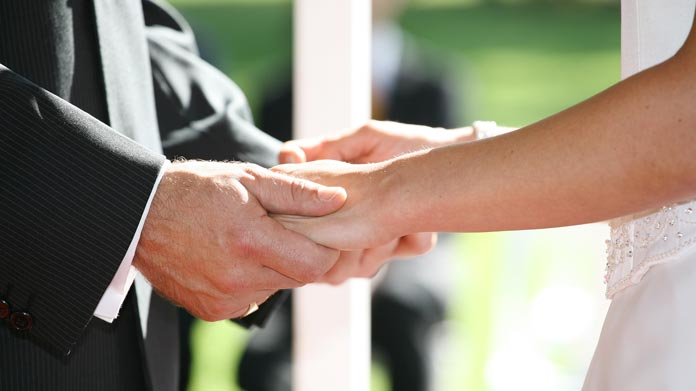 Wedding Officiant Business Image