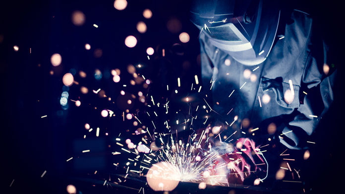 Welding Business Image