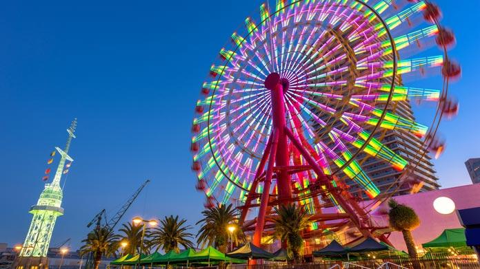 Ferris Wheel Image