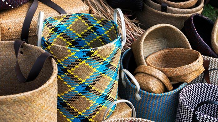 Basket Weaving Business Image