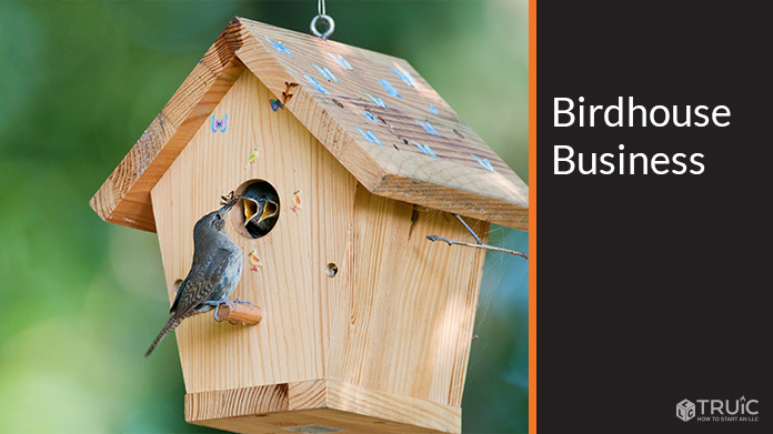 Birdhouse Business Image