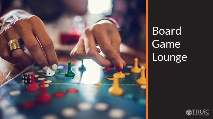Board Game Lounge Image