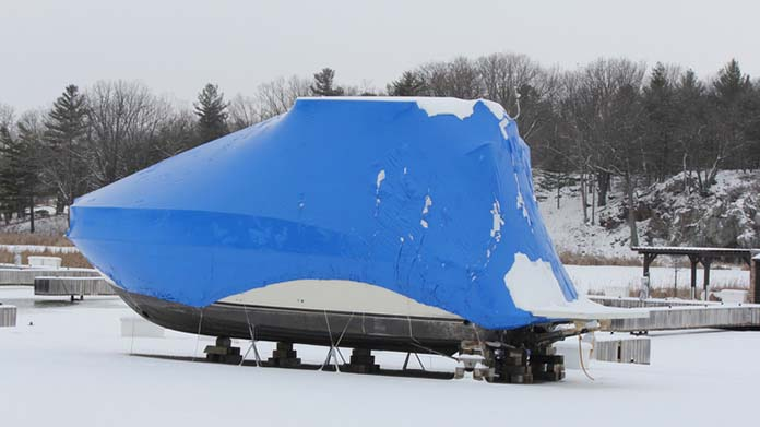 Boat Winterization Business Image