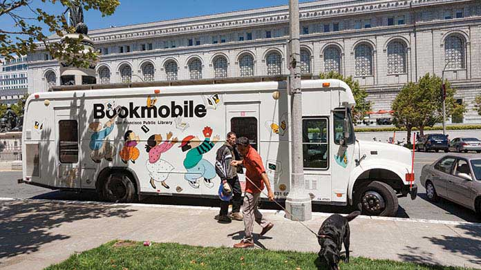 Bookmobile Business Image