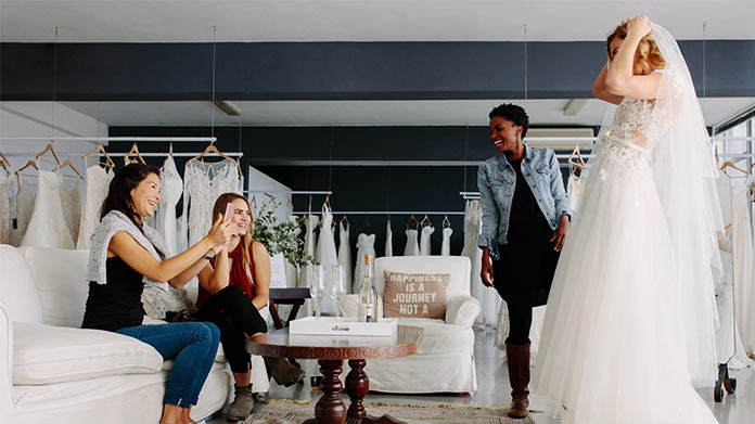 Bridal Shop Business Image