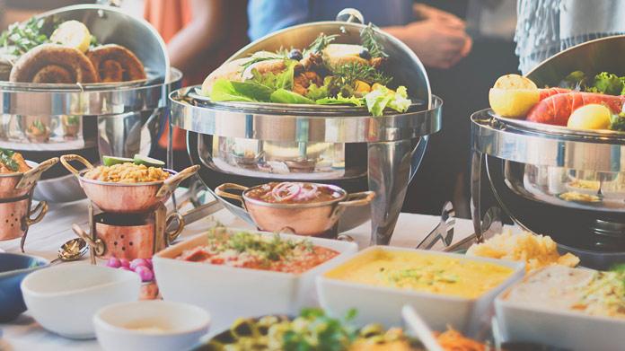 Buffet Restaurant Image
