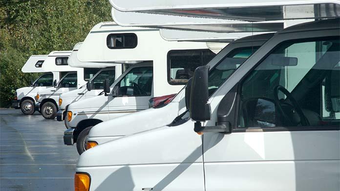 Camper Rental Business Image