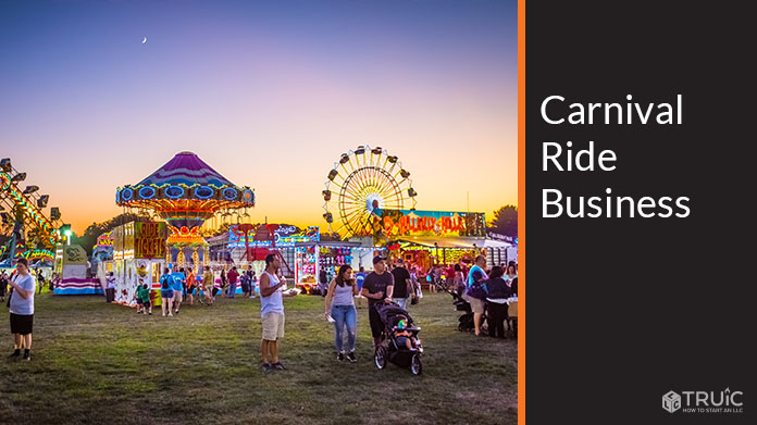 Carnival Ride Business Image