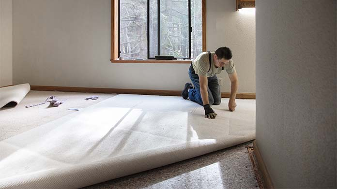 Carpet Installation Business Image