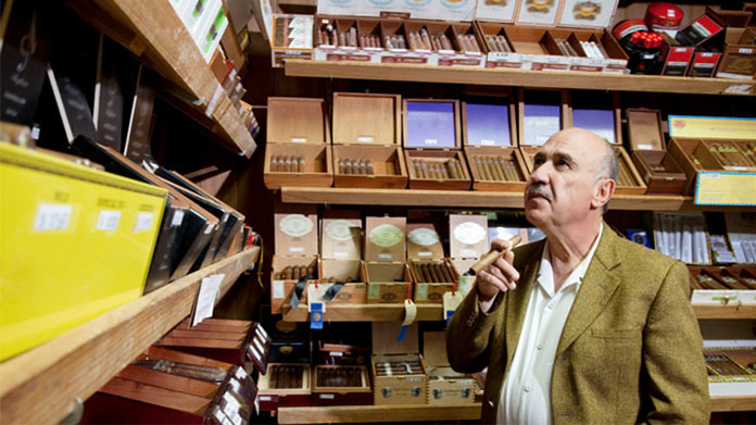 Cigar Shop Image