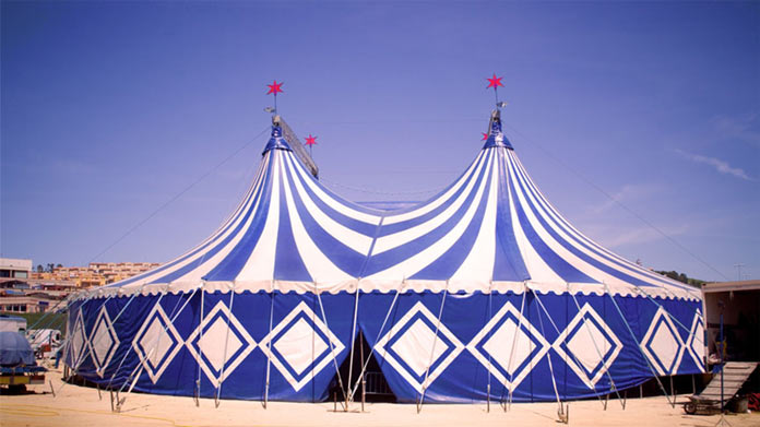 Circus Business Image