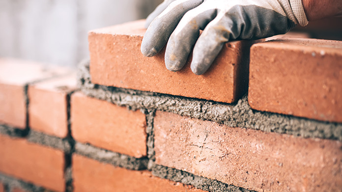 Sustainable Construction Materials Business Image