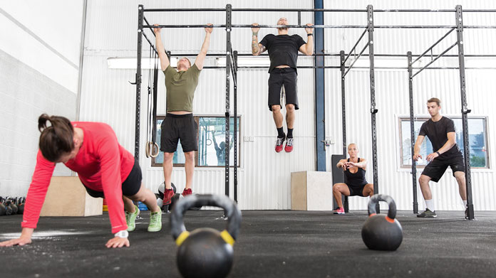 Crossfit Gym Image
