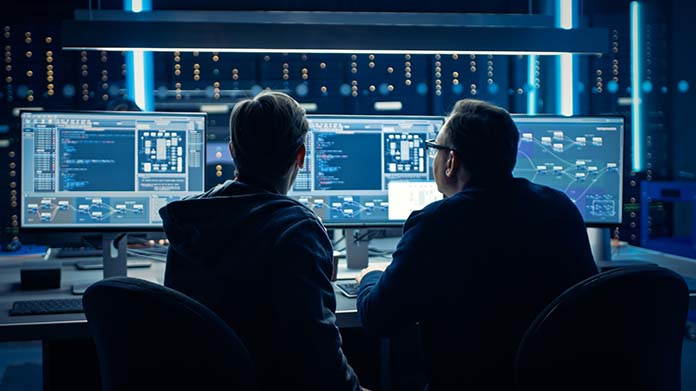 Cybersecurity Company Image