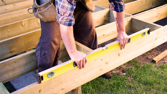 Deck Building Business