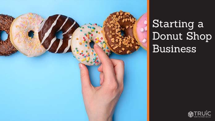 Donut Shop Image