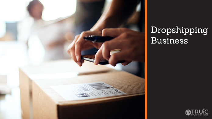 Drop Shipping Business Image