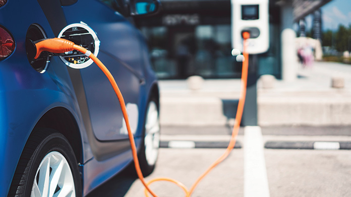 Electric Vehicle Conversion Business Image