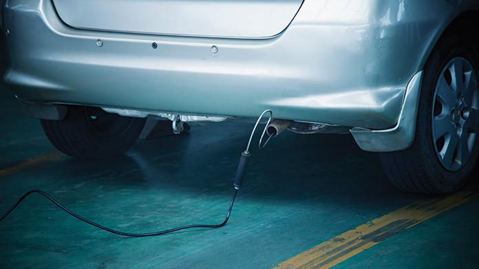 Emission Testing Image