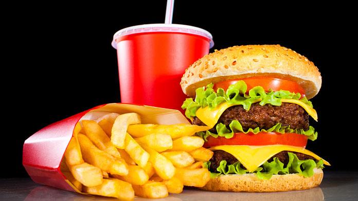 Fast Food Restaurant Image