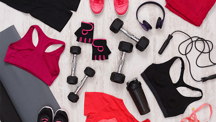 Fitness Apparel Business Image