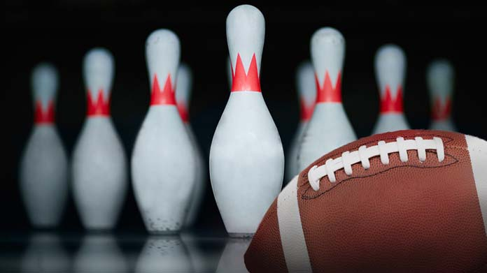 Football Bowling Business