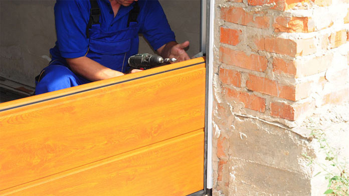 Garage Door Installation And Repair Business Image