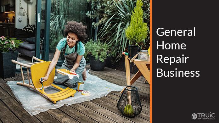 General Home Repair Business Image