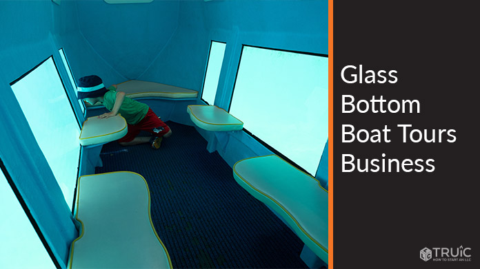 Glass Bottom Boat Tour Business Image