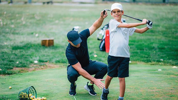 Golf Coach Image