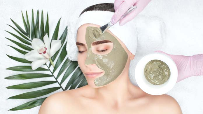 Green Beauty Product Business Image