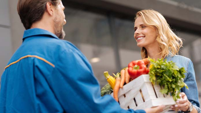 Grocery Delivery Business Image