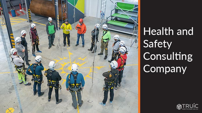 Health and Safety Consulting Business Image