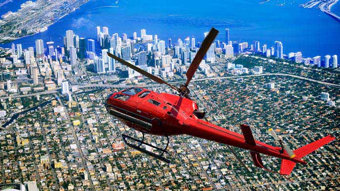 Helicopter Tour Business