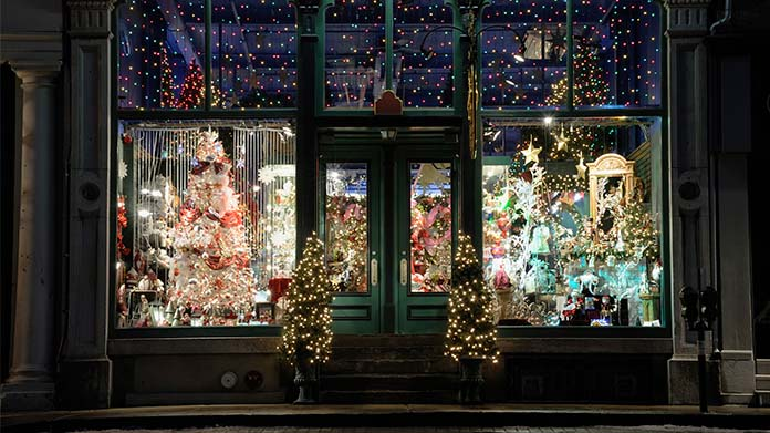 Holiday Store Business Image