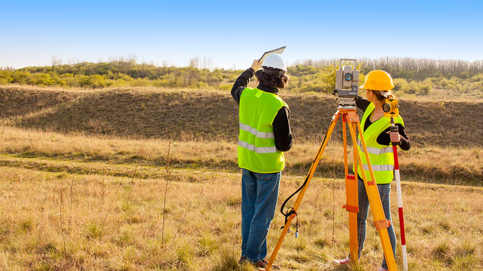 Land Surveying Business Image