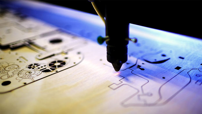Laser Cutting Business Image