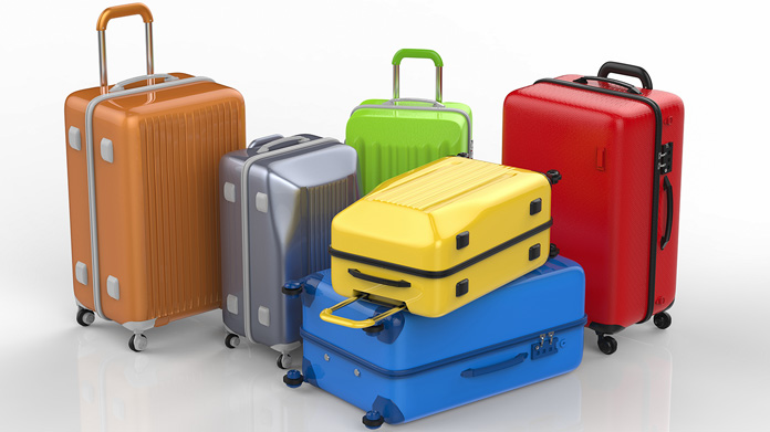 Luggage Storage Business Image