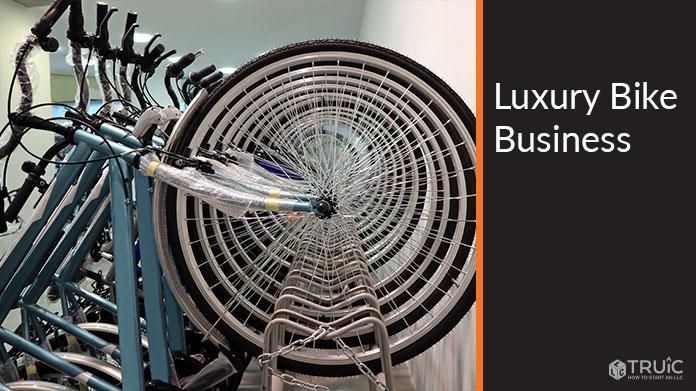 Luxury Bike Business Image