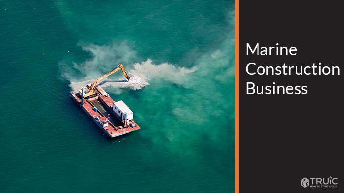 Marine Construction Business Image