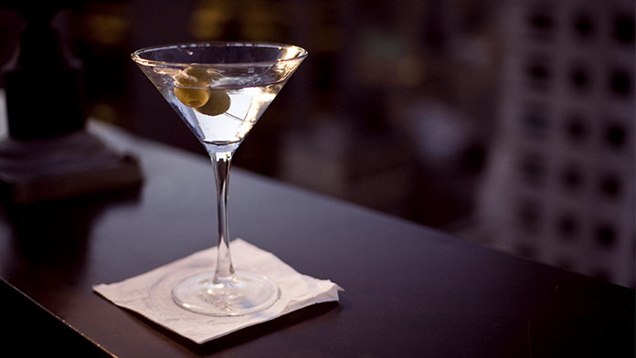 Martini Bar Business Image