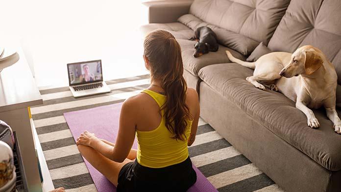 Meditation Lessons Business Image