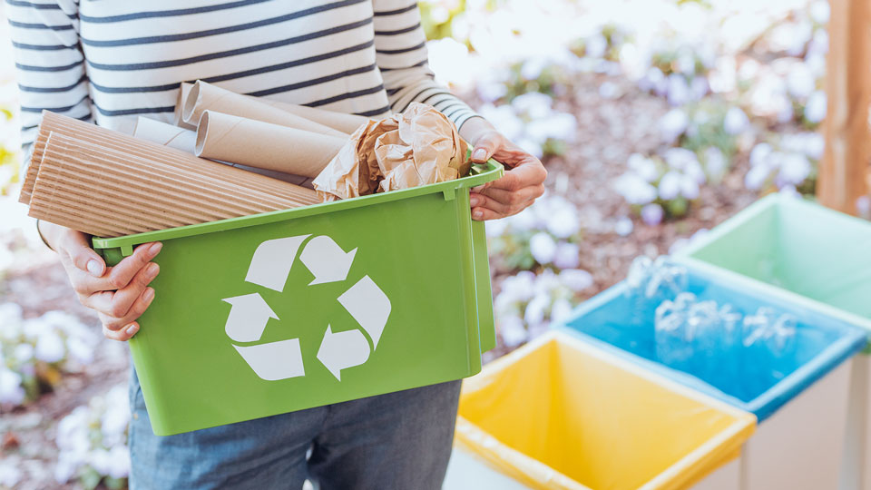 Paper Recycling Business Image