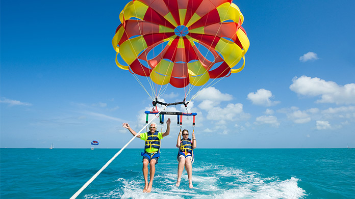 Parasailing Business Image