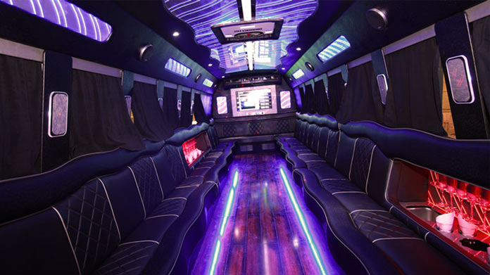 Party Bus Business Image
